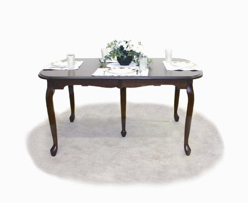 Queen Anne Fancy Table Cherry Vv ...